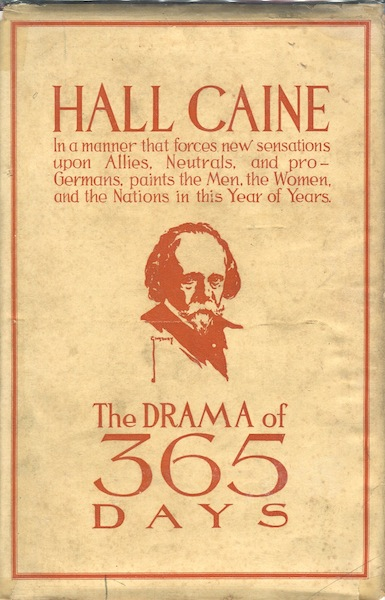 The Drama of 365 Days. Hall Caine.