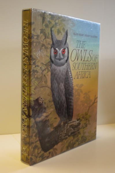 The Owls of Southern Africa. Alan Kemp.