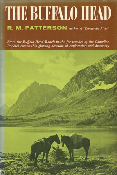 The Buffalo Head. R. M. Patterson.