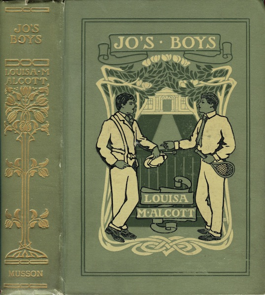 Jo's Boys and How they Turned Out: A Sequel to Little Men. Louisa May Alcott.