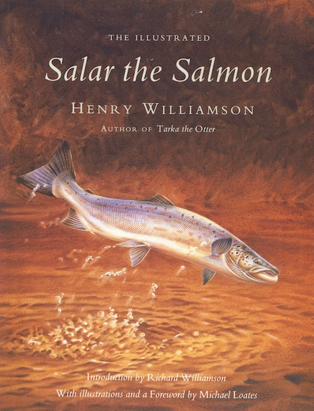 Salar the Salmon. Henry Williamson.