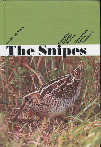 The Snipes: A Study of the Genus Capella; Canadian Wildlife Service Monograph series-Number 5. Leslie M. Tuck.