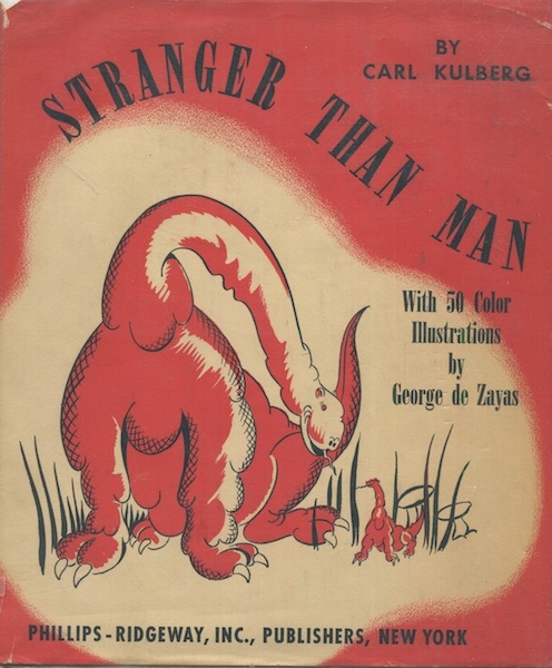 Stranger Than Man. Carl Kulberg.