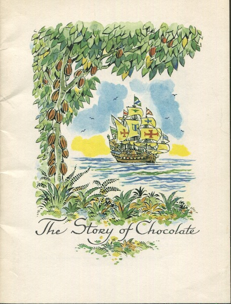 The Story Of Chocolate. Chocolate Manufacturers Assn. of America.