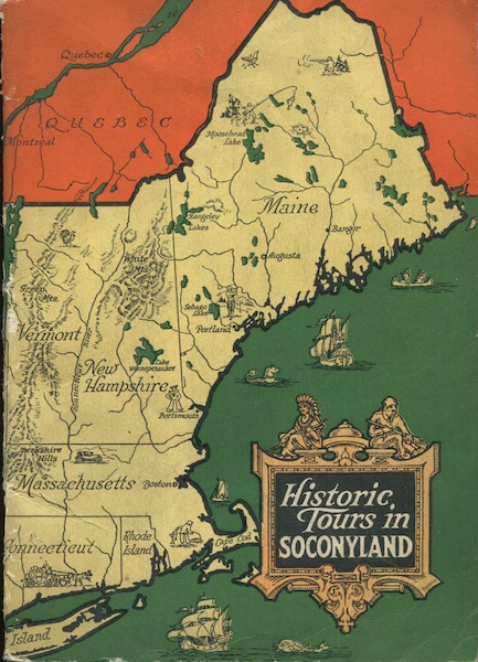 Historic Tours In Soconyland