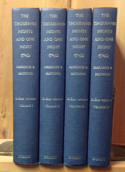 The Book Of The Thousand Nights And One Night; Rendered Into English From The Literal And Complete French Translation Of Dr. J. C. Mardrus By Powys Mather