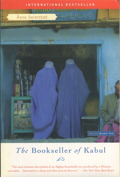 The Bookseller Of Kabul; Translated by Ingrid Christophersen. Asne Seierstad.