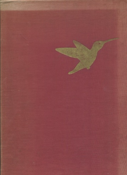 The Feeding and Related Behavior of Hummingbirds With Special Reference To The Black-Chin; Volume 9, No. 3 , Memoirs Of The Boston Society of Natural History. Frank Bene.