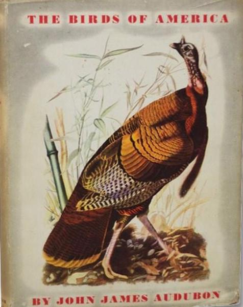 The Birds Of America; With A Foreword And Descriptive Captions By William Vogt. James J. Audubon.