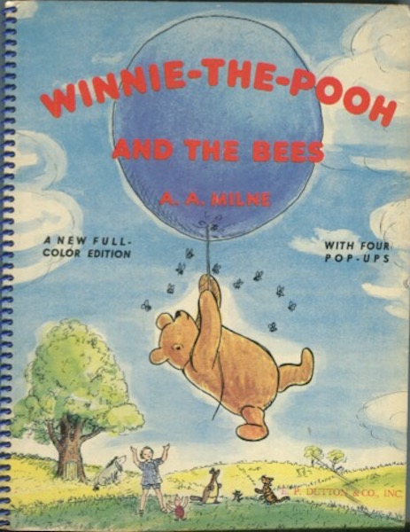 Winnie-The-Pooh And The Bees (Pop-Up); A New Full Color Edition With Four Pop-Ups. A. A. Milne.