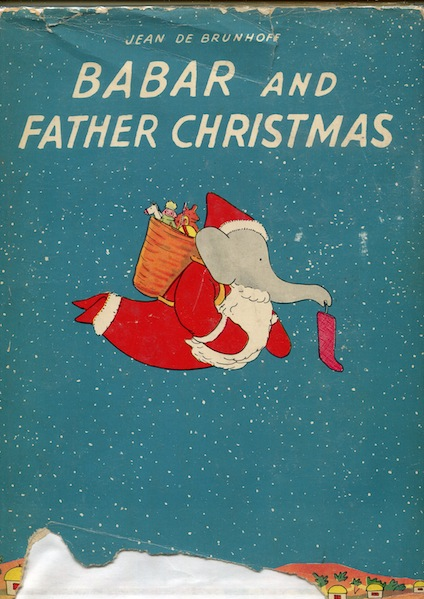 Babar and Father Christmas``. Jean ` de Brunhoff, Merle S. Haas.