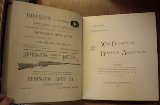 Official Manual and Constitution Book of the War Department Beneficial Association, Containing Constitution, By Laws, History of Association, Benefits Derived Therefrom, Portraits and Biographical Sketches of the Heads of Various Departments, Bureaux of Offices and Other Interesting Matter Relating to the War Department, Army. etc