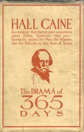 The Drama of 365 Days. Hall Caine