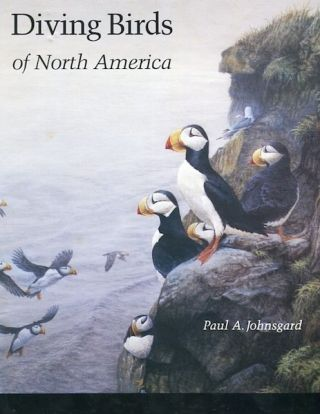 Diving Birds Of North America. Paul A. Johnsgard