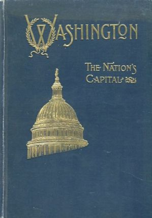 The Standard Guide, Washington, A Handbook For Visitors. Charles B. Reynolds