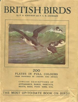 British Birds. F. B. Kirkman, F. C. R. Jourdan