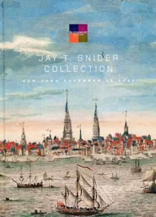 J T Snider Collection Featuring the History of Philadelphis and Important Americana. J. T. Snider
