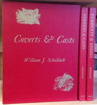 Coverts & Casts: Field Sports and Angling In Words and Pictures [and] Currents & Eddies: Chips...