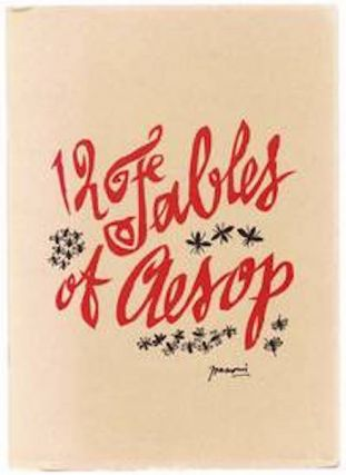 12 Fables Of Aesop. newly, Glenway Westcott