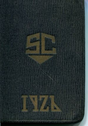 Simmons College Students' Handbook 1922-1923. Simmons College