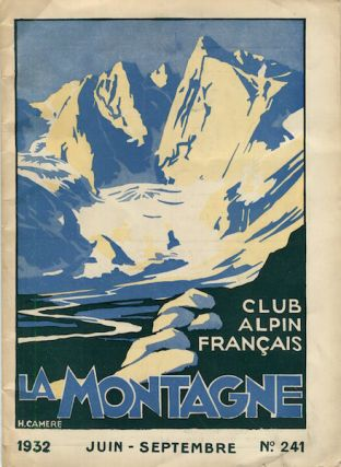 La Montagne, Club Alpin Francais. Wm. S. Ladd, others