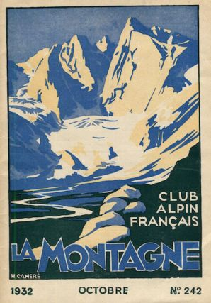 La Montagne, Club Alpin Francais. Robert Perrett, others