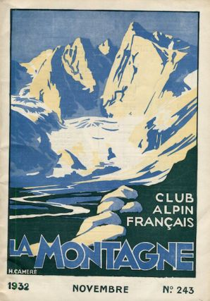 La Montagne, Club Alpin Francais. A. Dauvillier, others