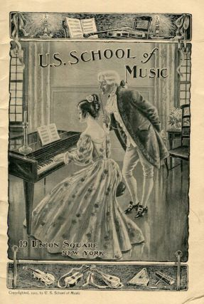 Prospectus; U. S. School Of Music