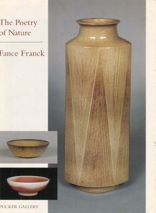 Fance Franck; The Poetry Of Nature. Fance Franck