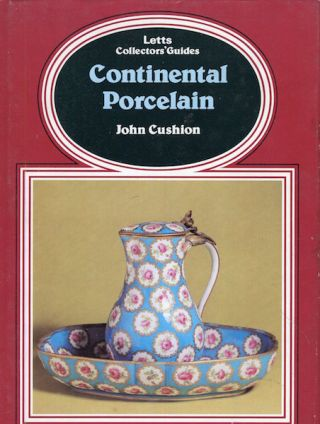 Continental Porcelain. John Cushion