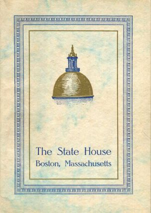 The State House, Boston, Massachusetts. Ellen Mudge Burrill