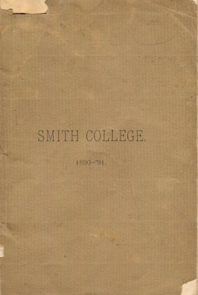 Education) Smith College 1890-1891