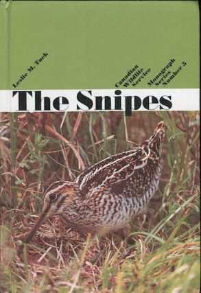 The Snipes: A Study of the Genus Capella; Canadian Wildlife Service Monograph series-Number 5....