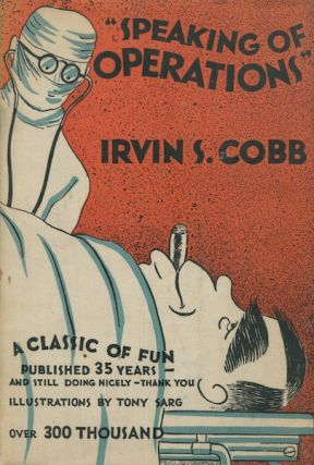 Speaking Of Operations. Irwin S. Cobb