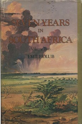 Seven Years in South Africa: Travels, Researches, and Hunting Adventures, Between the...