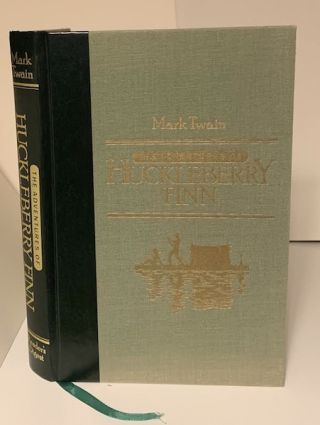 The Adventures of Huckleberry Fionn. Mark Twain